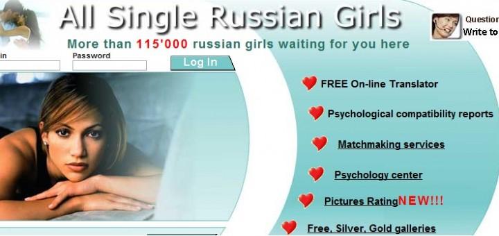 AllSingleRussianGirls