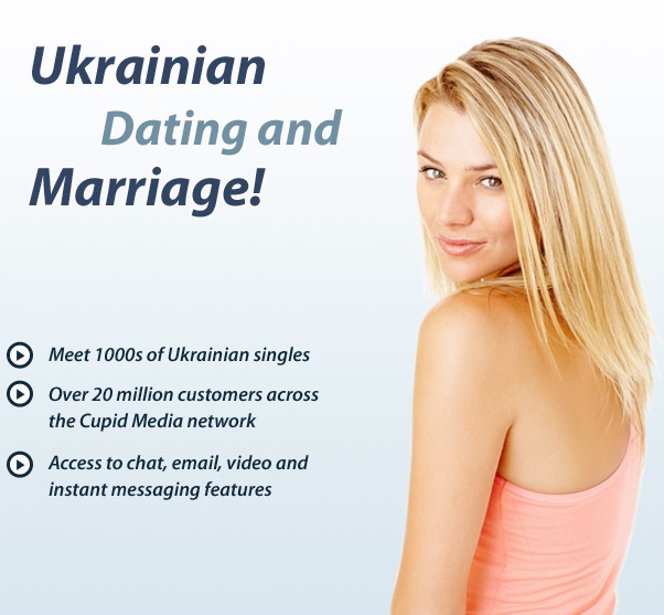ukrainian dating sites with online chat