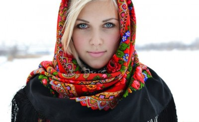 russian beauty