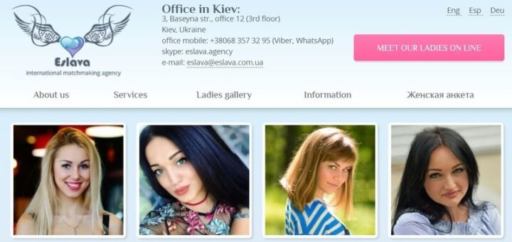 Ukrainian dating matchmaking