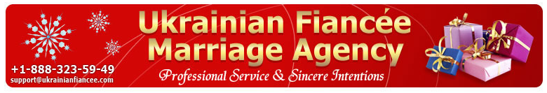 Ukrainian Fiancée Marriage Agency