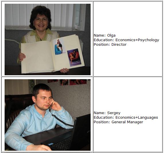 Ukrainian Fiancée Marriage Agency founders