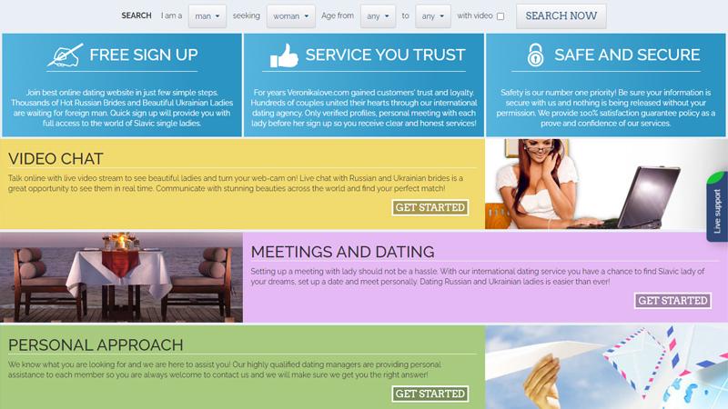 veronikalove.com Company Description