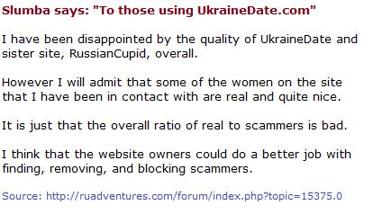 Slumba says about ukraine date