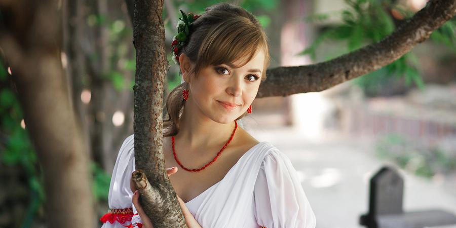 How tell ukrainian girl likes you