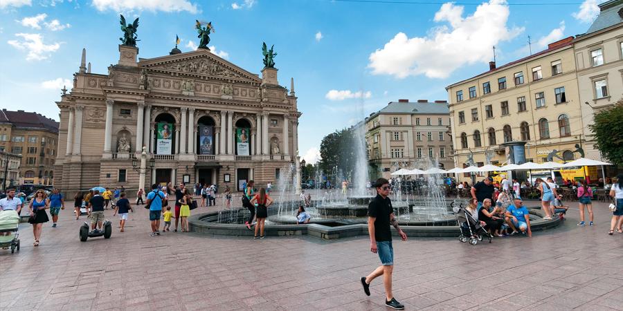 Lviv city dating
