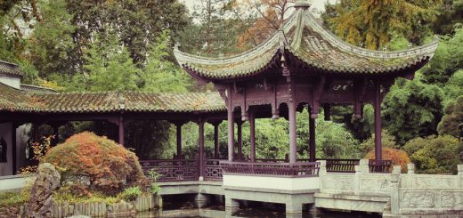 Romance tours china